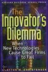 Innovator's Dilemma Clayton M.Christensen, 1997